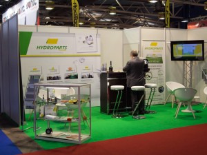 Stand HYDROPARTS